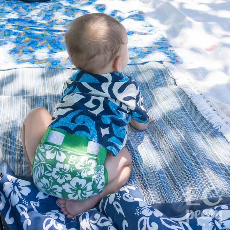 Best Cloth Diapers for Elimination Communication Backup