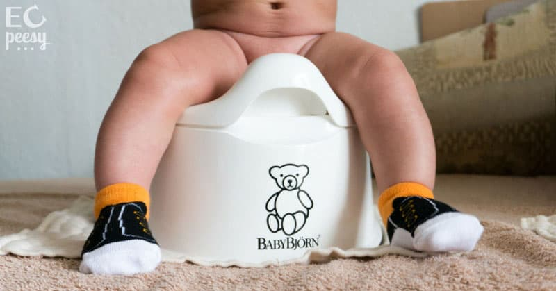 Best Elimination Communication Potty - BabyBjorn Smart Potty