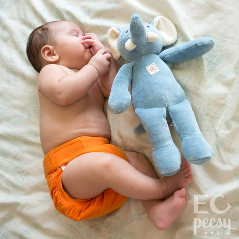 gDiapers as Elimination Communication Backup