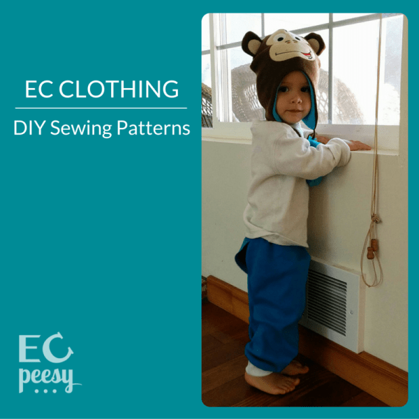 EC Clothing DIY Sewing Patterns