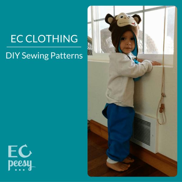EC Clothing DIY Sewing Patterns