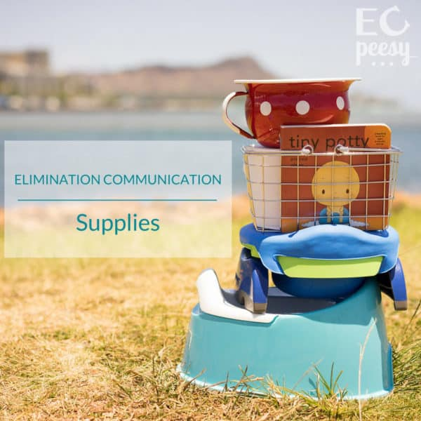 Elimination Communication Supplies EC Peesy