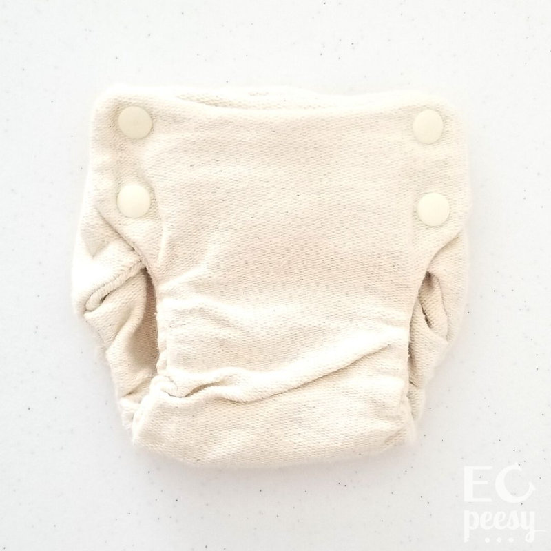 Homemade Fitted Diaper Trimmsie Pattern