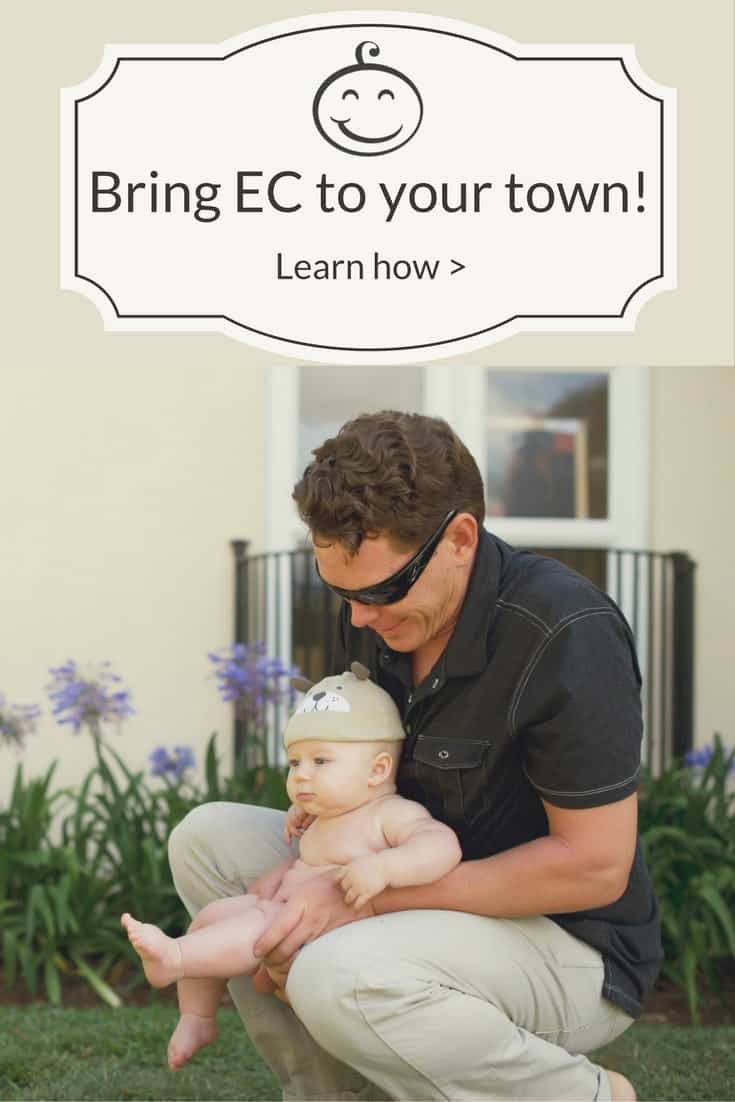 Bring EC to your town as a Go Diaper Free Coach
