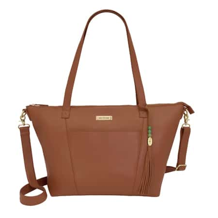 Lily Jade Lorie Tote Backpack Camel