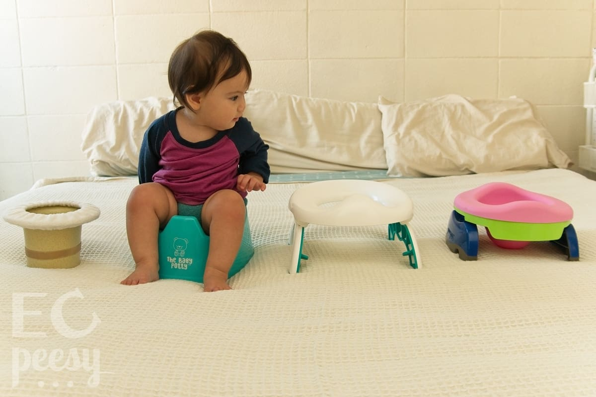 The Baby Potty Mini Potty Comparison