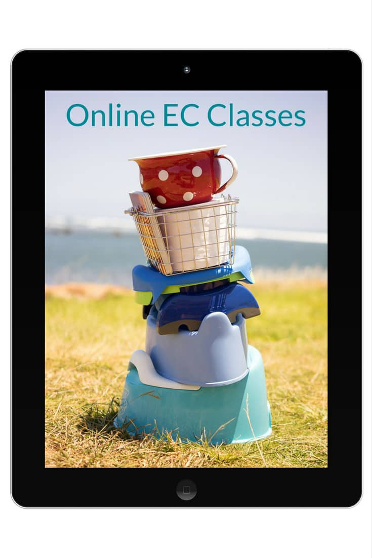 Online EC Classes Baby Led Potty Training