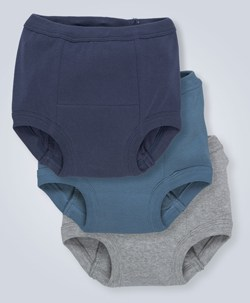 Pact Organic Cotton Training Pants Blue