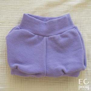 Truly Charis Wool Bubble Shorts Lilac