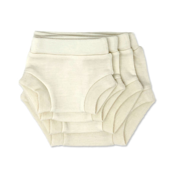 WoolUps training pants cover