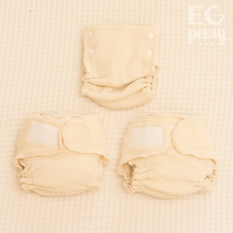 Newborn Wool Wrap Diaper Covers