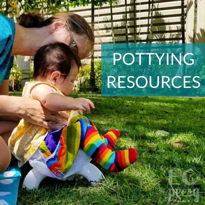 Elimination Communication and Potty Training Resources