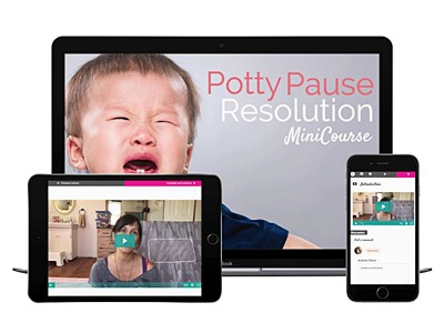 Potty Pause Resolution Online Mini Course