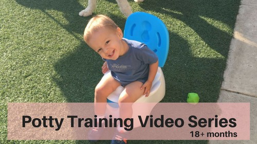 Potty Training Video Series by The Potty School