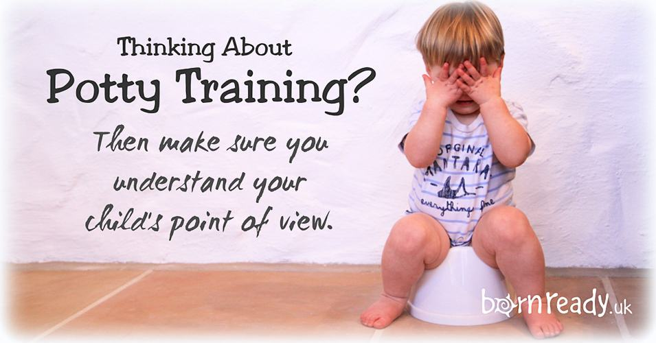 Thinking About Potty Training Video