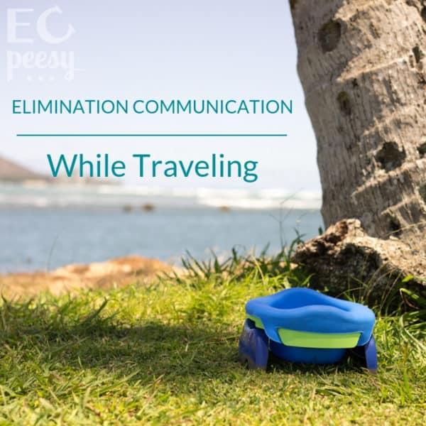 Elimination Communication While Traveling