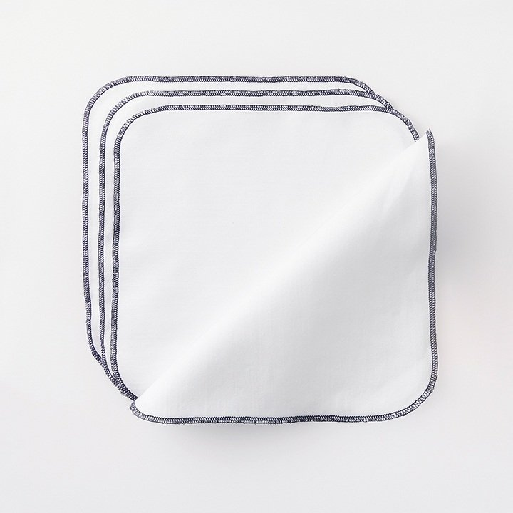 Esembly organic. cotton cloth wipes