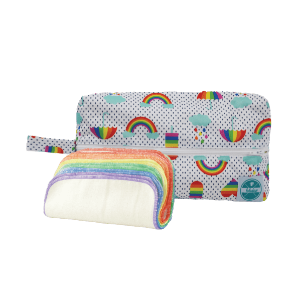 Luludew Wipes Bag Set