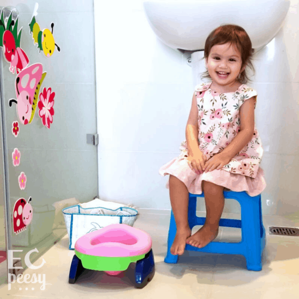 From Elimination Communication to Potty Independence