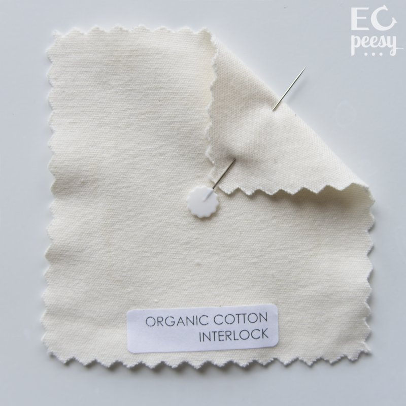 Organic Cotton Interlock Swatch